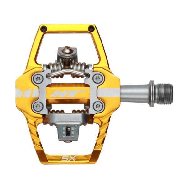 HT T1-SX Pedal Gold